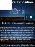 Analytical  Exposition.pptx