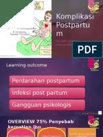 Askep Komplikasi Postpartum.pptx