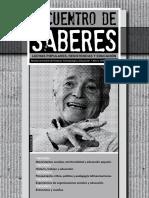 4. Revista Encuentro de Saberes