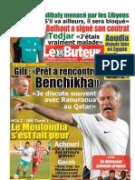 LE BUTEUR PDF du 29/12/2010