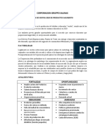PLAN DE VENTAS 2020 CORPORACION GRUPPO SALINAS