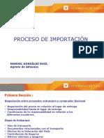 ProcesoImportacion