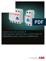 Diferencial abb F200 B Type