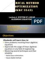 Lecture 4_Linear Algebraic Equation_Updated.pdf