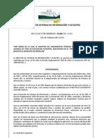 Resolucion 168 de 2010 Director Sistemas Catastro+Gobernacion Antioquia