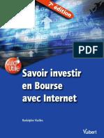 Comment investir en bourse avec internet