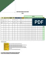 2. Formato de Registro Interno de Generación de Residuos - A3