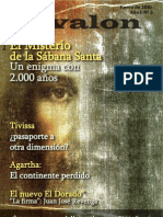 Revista digital Ávalon, enigmas y misterios. Año I - Nº 3 - Enero de 2010