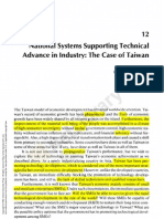 (Hou and Gee, 1993)National Systems Supporting Technical Advance in Industry the Case of Taiwan