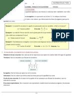 matematicas ecuaciones de 1 y 2 grado ejercicios video.docx