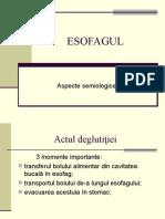ESOFAGUL curs 2 scurt
