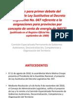 Informe_1er_debate_del_proyecto_de_Ley_sustitutiva_047_(27-dic-10)