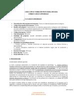 GUIA REALIZAR PRACTICAS Y MEDIDAS ZOOTECNICAS - VERIFICAR INDICADORES ZOOTECNICOS