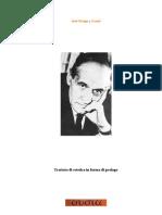 (Ebook - Ita - Narr) Ortega Y Gasset, José - Trattato Di Estetica (Pdf)