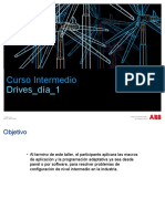 Drives Intermedio Dia 1