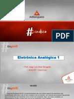 Aula 7 - Exerrcicios de eletronica analogica resolvidos.pdf