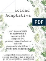 Adaptacion