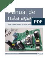Manual Instalação MEW-GW303