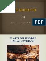 ARTE RUPESTRE. PRESENTACIÓN