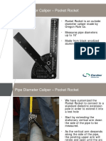 Pocket Rocket Diameter Tool