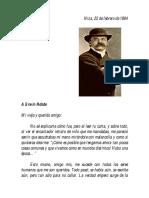 CARTA DE NIETZSCHE