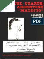 Manuel Ugarte Un Argentino Maldito