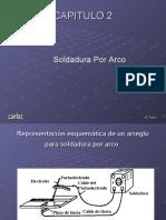 SOLDADURA POR ARCO