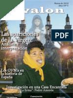 Revista digital Ávalon, enigmas y misterios.  Año I - Nº 5 - Marzo de 2010