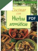 Anne Wilson - Cocinar Con Hierbas Aromaticas