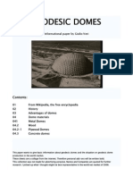 Paper on Domes 1and2