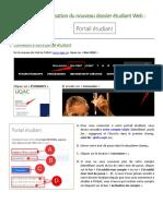 DocumentationPortailEtudiantUQAC
