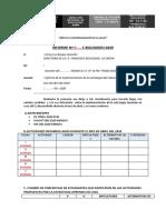 MODELO DE INFORME MENSUAL DE DOCENTES AEC