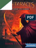 El puente en llamas - John Flanagan.pdf