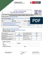 SOLICITUD DE COTIZACION N° 004-2018 - MATERIALES DE ASEO LIMPIEZA TOCADOR
