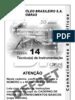 [Prova]_Concurso_Petrobras_-_TEC_INSTRUMENTACAO