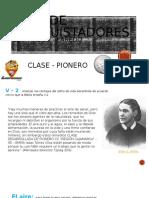 CLUB DE CONQUISTADORES 26 04 20
