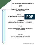 Gómez Guillen Miguel Angel - Act 1