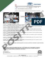 Fiat Palio – 2012 mod. Novo – Dica de instalação com alarmes Pósitron