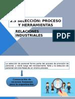 2.3 Selección_Proceso y Herramientas