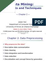 02 - Data Pre Processing