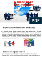 2.1 Planeacion de recursos humanos