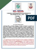O NEGRO E DESCENDENTES NA SOCIEDADE DO RIO GRANDE DO SUL.pdf
