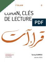 T.oubrou - Coran, Clés de Lecture