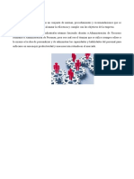 FUNCIONES DE LOS DEPARTAMENTOS DE RELACIONES INDUSTRIALES EN LAS ORGANIZACIONES-1