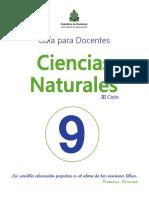 9° Guía del  Docente CCNN.pdf