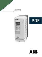 ACS 800 Hardware Manual