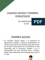 DIARREA AGUDA Y DIARREA PERSISTENTE1