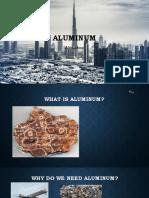 Aluminum industry presentation.pptx