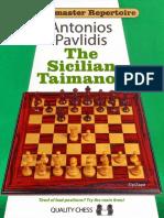 The Sicilian Taimanov by Antonios Pavlidis.pdf