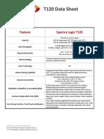 Espectralogic_T120_datasheet